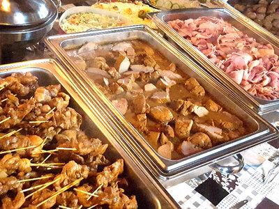 Buffet Vossenbelt