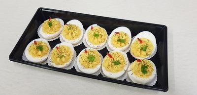 10 Extra Gevulde Eieren